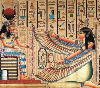 pendulo egipcio