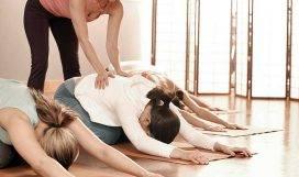 profesora de yoga terapeutico