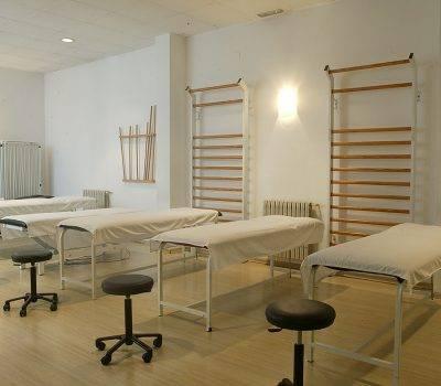 centro de formación en quiromasaje en Valencia - sala 1