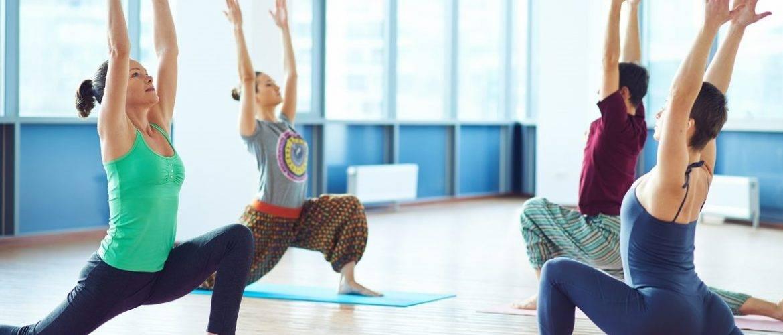 profesora de yoga en Valencia - Oliva